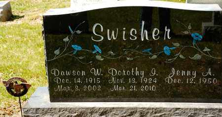 SWISHER, DAWSON W - Richland County, Ohio | DAWSON W SWISHER - Ohio Gravestone Photos