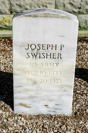 SWISHER, JOSEPH P - Richland County, Ohio | JOSEPH P SWISHER - Ohio Gravestone Photos