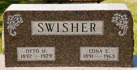 SWISHER, EDNA E - Richland County, Ohio | EDNA E SWISHER - Ohio Gravestone Photos