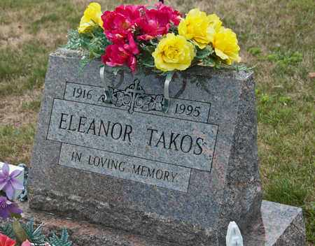 TAKOS, ELEANOR - Richland County, Ohio | ELEANOR TAKOS - Ohio Gravestone Photos