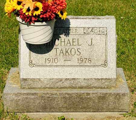 TAKOS, MICHAEL J - Richland County, Ohio | MICHAEL J TAKOS - Ohio Gravestone Photos