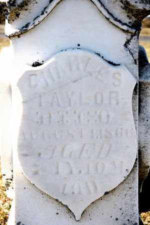 TAYLOR, CHARLES - Richland County, Ohio | CHARLES TAYLOR - Ohio Gravestone Photos