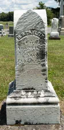 TAYLOR, H B - Richland County, Ohio | H B TAYLOR - Ohio Gravestone Photos