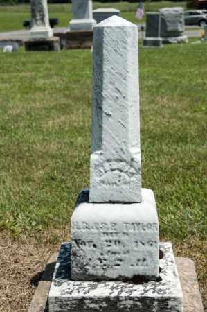 TAYLOR, JESSIE - Richland County, Ohio | JESSIE TAYLOR - Ohio Gravestone Photos
