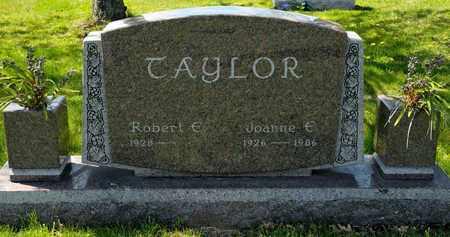 TAYLOR, JOANNE E - Richland County, Ohio | JOANNE E TAYLOR - Ohio Gravestone Photos