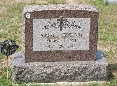 TENPENNY, ROBERT J - Richland County, Ohio | ROBERT J TENPENNY - Ohio Gravestone Photos