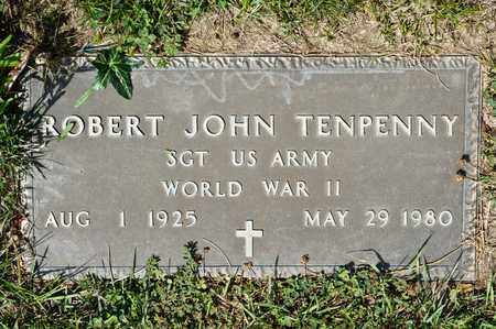 TENPENNY, ROBERT JOHN - Richland County, Ohio | ROBERT JOHN TENPENNY - Ohio Gravestone Photos