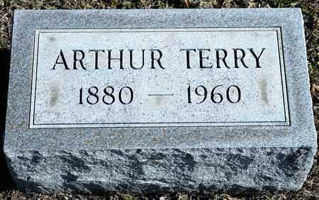 TERRY, ARTHUR - Richland County, Ohio | ARTHUR TERRY - Ohio Gravestone Photos
