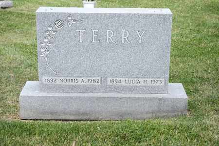 TERRY, NORRIS A - Richland County, Ohio | NORRIS A TERRY - Ohio Gravestone Photos