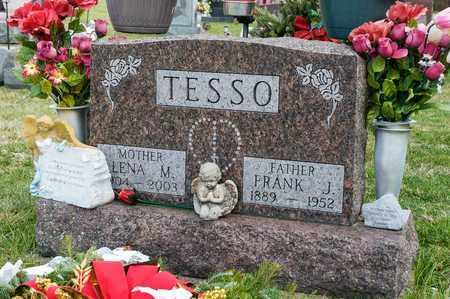 TESSO, FRANK J - Richland County, Ohio | FRANK J TESSO - Ohio Gravestone Photos