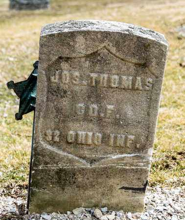 THOMAS, JOSEPH - Richland County, Ohio | JOSEPH THOMAS - Ohio Gravestone Photos