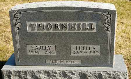 THORNHILL, HARLEY - Richland County, Ohio | HARLEY THORNHILL - Ohio Gravestone Photos