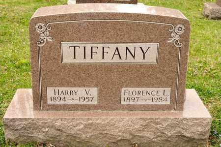 TIFFANY, FLORENCE L - Richland County, Ohio | FLORENCE L TIFFANY - Ohio Gravestone Photos