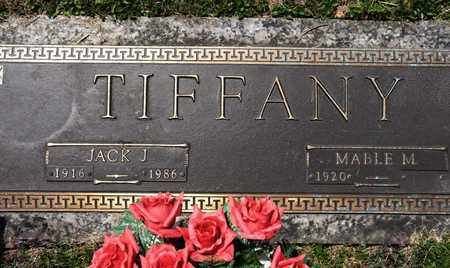 TIFFANY, JACK J - Richland County, Ohio | JACK J TIFFANY - Ohio Gravestone Photos
