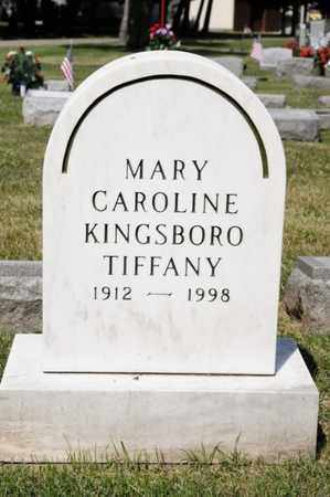 TIFFANY, MARY CAROLINE - Richland County, Ohio | MARY CAROLINE TIFFANY - Ohio Gravestone Photos