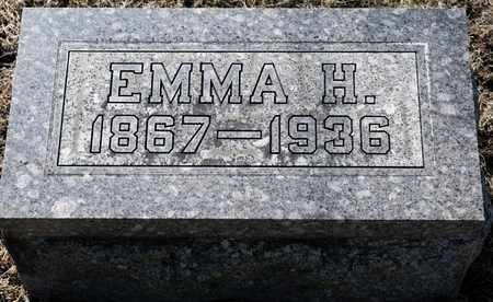 TILOCK, EMMA H - Richland County, Ohio | EMMA H TILOCK - Ohio Gravestone Photos
