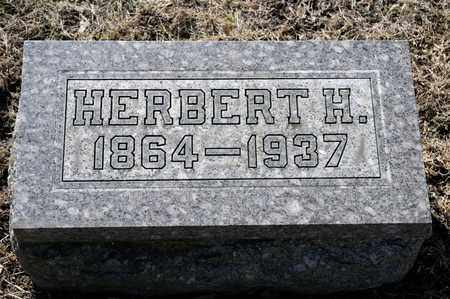 TILOCK, HERBERT H - Richland County, Ohio | HERBERT H TILOCK - Ohio Gravestone Photos