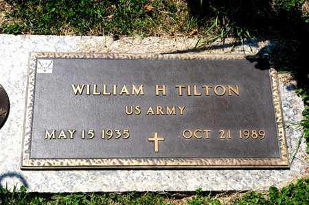 TILTON, WILLIAM H - Richland County, Ohio | WILLIAM H TILTON - Ohio Gravestone Photos