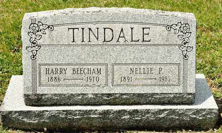 TINDALE, HARRY BEECHAM - Richland County, Ohio | HARRY BEECHAM TINDALE - Ohio Gravestone Photos