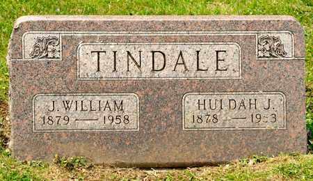 TINDALE, HUI DAH J - Richland County, Ohio | HUI DAH J TINDALE - Ohio Gravestone Photos