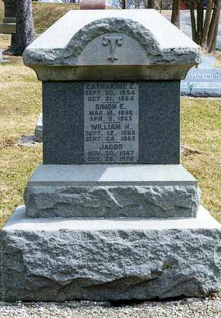 TOOKER, JACOB - Richland County, Ohio | JACOB TOOKER - Ohio Gravestone Photos