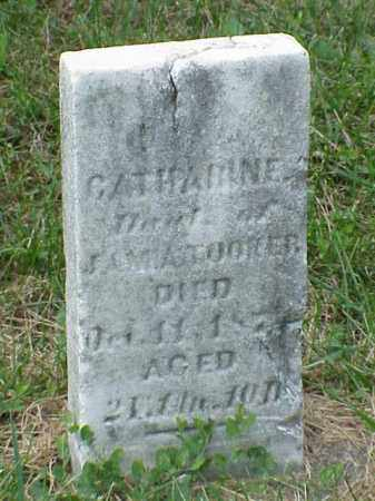 TOOKER, CATHARINE - Richland County, Ohio | CATHARINE TOOKER - Ohio Gravestone Photos