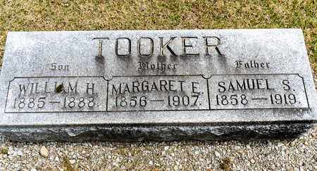 TOOKER, WILLIAM H - Richland County, Ohio | WILLIAM H TOOKER - Ohio Gravestone Photos