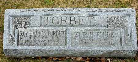 TORBET, JAMES - Richland County, Ohio | JAMES TORBET - Ohio Gravestone Photos