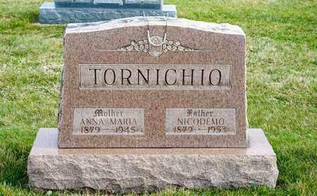 TORNICHIO, NICODEMO - Richland County, Ohio | NICODEMO TORNICHIO - Ohio Gravestone Photos