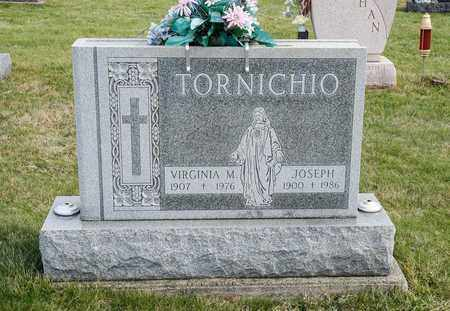 TORNICHIO, VIRGINIA M - Richland County, Ohio | VIRGINIA M TORNICHIO - Ohio Gravestone Photos