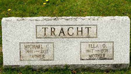 TRACHT, MICHAEL C - Richland County, Ohio | MICHAEL C TRACHT - Ohio Gravestone Photos