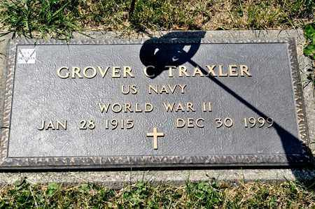 TRAXLER, GROVER C - Richland County, Ohio | GROVER C TRAXLER - Ohio Gravestone Photos