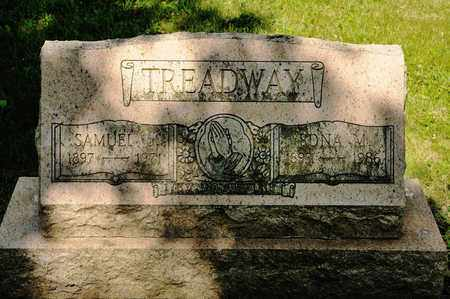 TREADWAY, EDNA M - Richland County, Ohio | EDNA M TREADWAY - Ohio Gravestone Photos