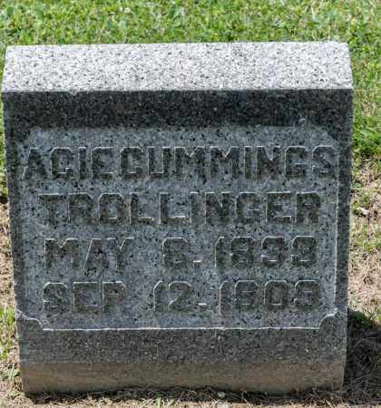 TROLLINGER, ACIE - Richland County, Ohio | ACIE TROLLINGER - Ohio Gravestone Photos
