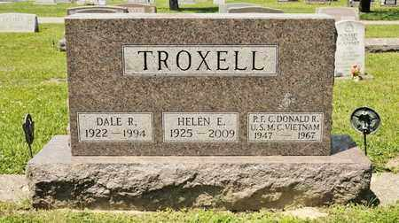 TROXELL, DONALD R - Richland County, Ohio | DONALD R TROXELL - Ohio Gravestone Photos