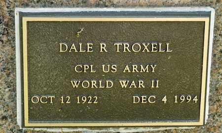 TROXELL, DALE R - Richland County, Ohio | DALE R TROXELL - Ohio Gravestone Photos