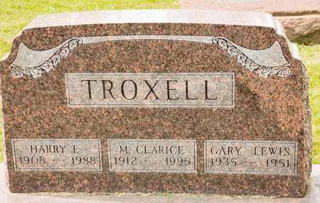 TROXELL, GARY LEWIS - Richland County, Ohio | GARY LEWIS TROXELL - Ohio Gravestone Photos
