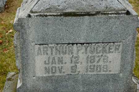 TUCKER, ARTHUR P - Richland County, Ohio | ARTHUR P TUCKER - Ohio Gravestone Photos