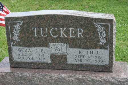 TUCKER, RUTH I - Richland County, Ohio | RUTH I TUCKER - Ohio Gravestone Photos