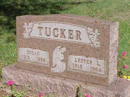 TUCKER, LESTER L. - Richland County, Ohio | LESTER L. TUCKER - Ohio Gravestone Photos