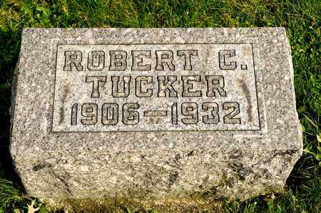 TUCKER, ROBERT C - Richland County, Ohio | ROBERT C TUCKER - Ohio Gravestone Photos