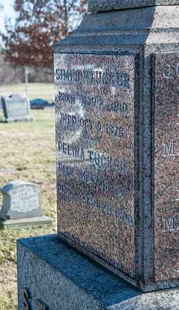 TUCKER, SIMEON - Richland County, Ohio | SIMEON TUCKER - Ohio Gravestone Photos