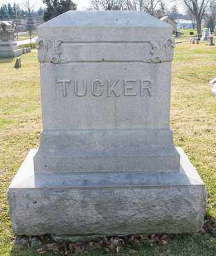 TUCKER, SAMUEL H - Richland County, Ohio | SAMUEL H TUCKER - Ohio Gravestone Photos