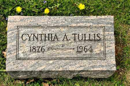 TULLIS, CYNTHIA A - Richland County, Ohio | CYNTHIA A TULLIS - Ohio Gravestone Photos