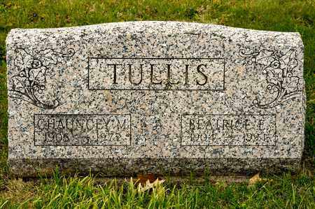 TULLIS, BEATRICE E - Richland County, Ohio | BEATRICE E TULLIS - Ohio Gravestone Photos