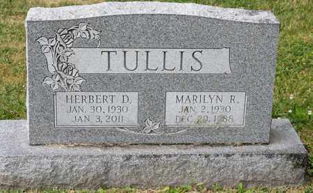 TULLIS, HERBERT D - Richland County, Ohio | HERBERT D TULLIS - Ohio Gravestone Photos