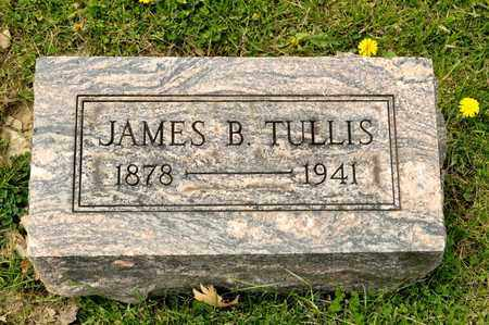TULLIS, JAMES B - Richland County, Ohio | JAMES B TULLIS - Ohio Gravestone Photos