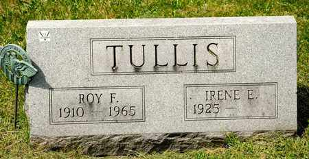 TULLIS, ROY F - Richland County, Ohio | ROY F TULLIS - Ohio Gravestone Photos