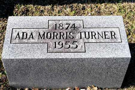 TURNER, ADA - Richland County, Ohio | ADA TURNER - Ohio Gravestone Photos