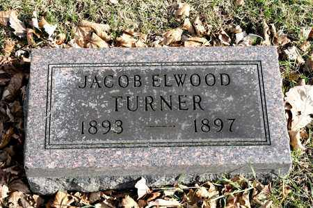 TURNER, JACOB ELWOOD - Richland County, Ohio | JACOB ELWOOD TURNER - Ohio Gravestone Photos
